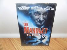 The Mangler (DVD, 2004, R-Rated Version) BRAND NEW, SEALED!