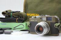 *UNUSED IN LIMITED BAG* Voigtlander Bessa R2 w/ Ultron 35mm f1.7 Asperical JAPAN
