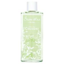 Bien Être - Eau de Cologne Naturelle - 500 ml (250ml * 2)
