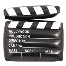 HOLLYWOOD PARTY INFLATABLE DIRECTORS CLAPPERBOARD AWARDS THEME MOVIE DECORATION