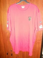 tee-shirt manches courtes DUCATI rouge taille XXL - neuf