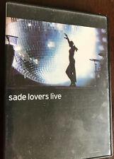 Musik DVD ** SADE ** LOVERS LIVE ** 2002 SONY
