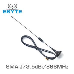 2Pc Wifi Antenna 868MHz 3.5dbi High Gain TX868-XP-100 SMA Male Omnidirection uhf