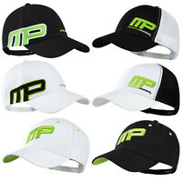 2020 Muscle Pharm Baseball Cap - One Size Adjustable Unisex Gym Fitness Training