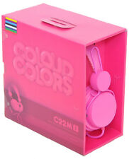 Cuffie STEREO COLOUD HEADPHONES-standard/Rosa