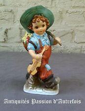 B2017412 - Figurine en biscuit de porcelaine 1950-70 - Très bon état