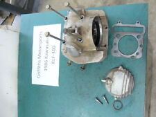 86 1986 87 1987 KAWASAKI Bayou klf 300 cylinder head cam shaft valves nice