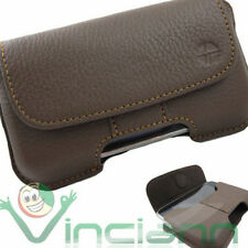 Custodia URSA cover vera pelle BROWN per iPhone 3Gs 3G