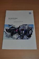 Selbststudienprogramm SSP 195 VW AUDI 2,3l V5 Motor Kfz