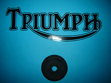 Triumph T120 T140 Bonneville T150 BSA A50 A65 Cadre Lampe Frontale Passe-câble