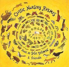 Classic Nursery Rhymes CD Susie Tallman 37 Songs BABY SHOWER GIFT Wishing Well
