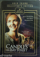 """Hallmark Hall of Fame """"Candles on Bay Street""""  DVD- New & Sealed"""