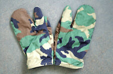 6 PIEC Latvian Army Military Camo Combat BDU Uniform Cold Weather Gloves Mittens