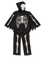 GYMBOREE GITD SKELETON COSTUME 3-4 NWT