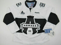 New! Blainville-Boisbriand Armada QMJHL Hockey Player Fan Jersey Youth S/M CHL