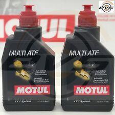 Olio Cambio Automatico e Differenziale MOTUL MULTI ATF 100% Sintetico 2 Litri