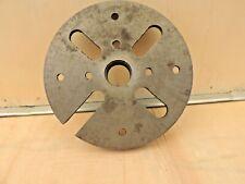 Atlas Craftsman 618 Metal Lathe Face Plate 5 516 Dia 1in 8 Thread