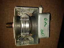 9Bb22 Oster Om0701A8B Microwave Parts: Magnetron, Galanz M24Fb-610A, 0 Ohm, Gc