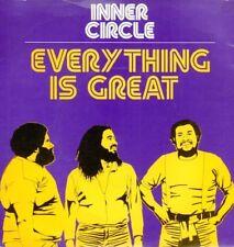 """Inner Circle(7"""" Vinyl)Everything Is Great-Island-WIP6472-UK-1979-VG+/VG+"""
