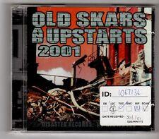 (GY654) Old Skars & Upstarts 2001, 31 tracks various artists - 2001 CD