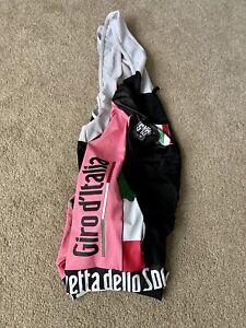 SMS Santini Giro d'Italia Cycling Bib shorts - XXXL