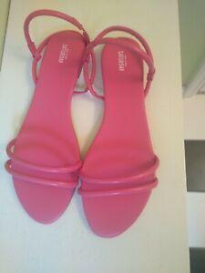Kate Spade Saturday Pomegranate Strappy Sandals Size 9 NEW w/Box  Retails $95