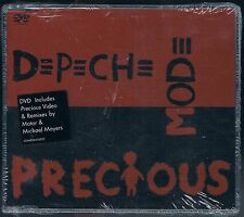 DEPECHE MODE PRECIOUS  DVD SINGOLO SINGLE cds SIGILLATO!!!