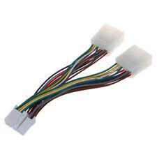 Honda Y Cable Splitter for Aux CD Changer / Navigation / XM / Ipod Adapter V7K8