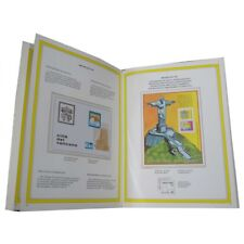 1983 LIBRO ANNUALE VATICANO  FRANCOBOLLI INTERI E FOGLIETTO SPECIALE BRASILIANA