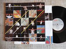 Fischer-z - Word Salad - LP