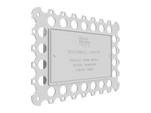 Beadmaster socket box and downlight cutout protectors (Packs of 10)