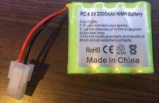 HQ HUANQI 1:24 TANK RECHARGEABLE Ni-MH AA BATTERY PACK 4.8V 2300mAh 5557-2P Conn
