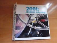 Stanley Kubrick 2001: A SPACE ODYSSEY Japanese LASER DISC  japan #9