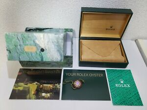 Genuine Rolex GMT Master 16700 Box with Booklet, Tag