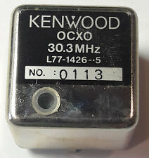 TKM-707 KENWOOD L77-1426-05 OSCILLATOR (OCXO) TKM707 LATEST PIECES