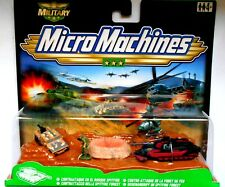 GALOOB MICRO MACHINES MM MILITARY TOTAL BATTLE 1999 CONTRATTACCO HASBRO