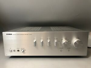 Yamaha A-S701 Natural sound integrated Amplifier 230V 270W Silver