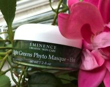 Eminence Organic skin care eight greens Phyto Masque - Hot or Not Hot 2 oz NEW