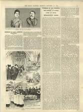1891 Funeral Mr Parnell And Wh Smith