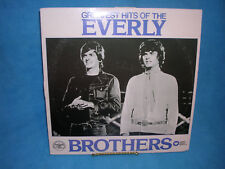 Everly Brothers Greatest Hits Warner Records NM/G+