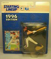 1996  CHIPPER JONES - Starting Lineup (SLU) Baseball Figure - ATLANTA BRAVES