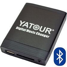USB Aux MP3 Bluetooth Adapter Grundig MCD 30 36 46 CD Wechsler Freisprechanlage