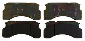 Disc Brake Pad Set-Semi Metallic Disc Brake Pad Front ACDelco Pro Brakes 17D236M
