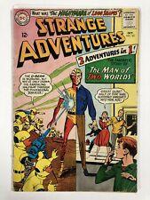 STRANGE ADVENTURES 181 GOOD COMICS BOOK