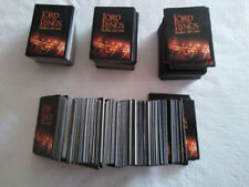 Lord of the Rings LOTR TCG foils, including Reflections. Pick any 3. See list.