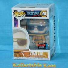 2019 NYCC FCE - Guardians of the Galaxy 2 - Stan Lee Cameo Pop! Vinyl (RS) #519