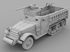 1/48 British M3A1 Half Track Resin Blitzkrieg Miniatures WWII Bolt Action, BNIB
