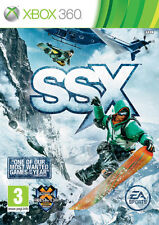 SSX (Snowboard) XBOX 360 IT IMPORT ELECTRONIC ARTS