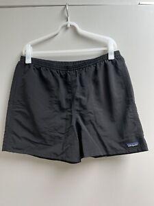 """Patagonia Men's Baggies Shorts - 5"""" Black L"""