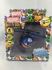 Marvel Captain America Heli Ball Sphere Control Up To 15' USB Charge Helicopter